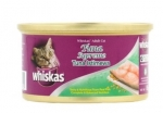 Whiskas Tuna Supreme Cat Canned Food